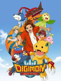 Digimon Data Squad Latino Online