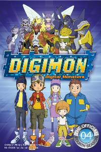 Digimon Frontier Latino Online