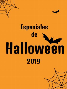 Especiales de Halloween 2019 Latino Online