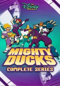 Mighty ducks: Los campeones de Disney Latino Online