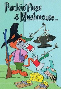 Punkin Puss y Mush Mouse Latino Online