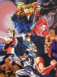 Street Fighter II-V Latino Online