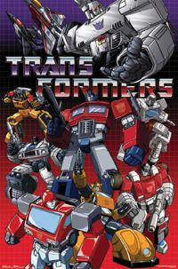 Transformers G1 Latino Online